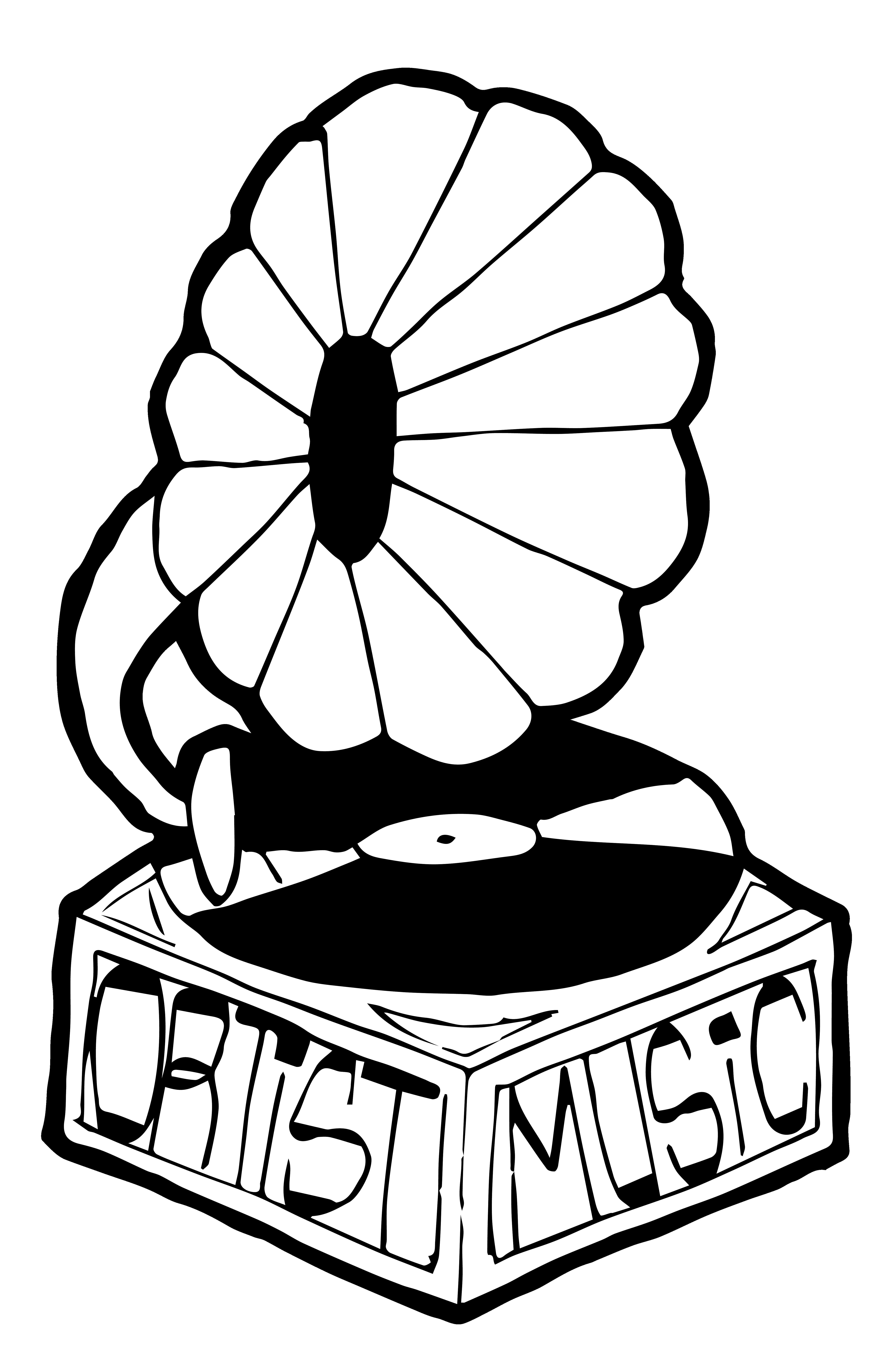 Ortist Music Gramophone beatmaker music producer hip-hop